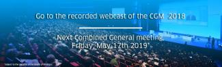 Combined General Meeting of May 18, 2018