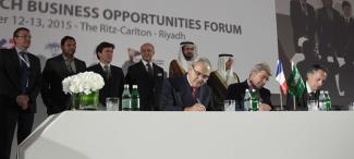 ENGIE and SUEZ sign MoU with JEC for Kingdom City Project in Jeddah, Saudi Arabia