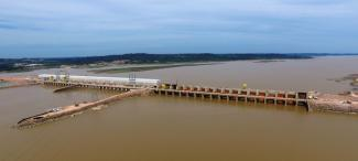 ENGIE inaugurates Jirau in Brazil, the Group's largest hydropower project in the world