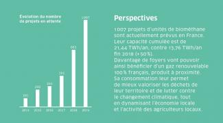 Perspectives du biogaz