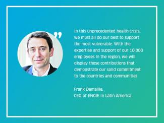 Frank Demaille, CEO of ENGIE in Latin America
